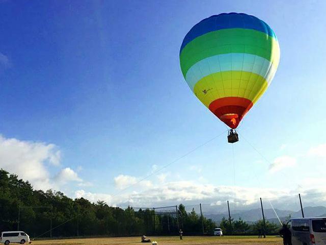 ハンドクラップ気球イベント事業部